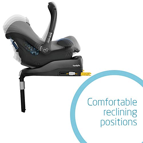 maxi cosi familyfix isofix base suitable for cabriofix and. Black Bedroom Furniture Sets. Home Design Ideas