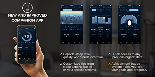 Sleep Shepherd Blue - An Accurate Wearable Sleep Aid and Tracker with Soothing Alarm with iOS/Android App by Sleep Shepherd (Image #3)