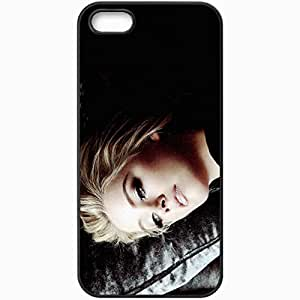 Personalized iPhone 5 5S Cell phone Case/Cover Skin Amber Heard Black by lolosakes