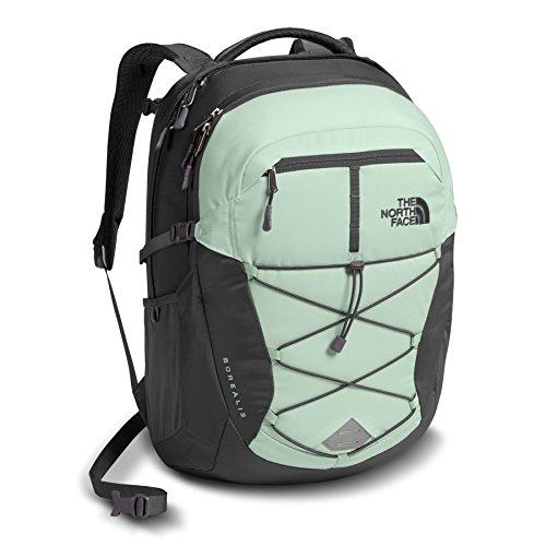 The North Face Women s Borealis Backpack – Subtle Green Asphalt Grey – OS Past Season