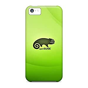Dana Lindsey Mendez Iphone 5c Hybrid Tpu Case Cover Silicon Bumper Linux Opensuse Computer