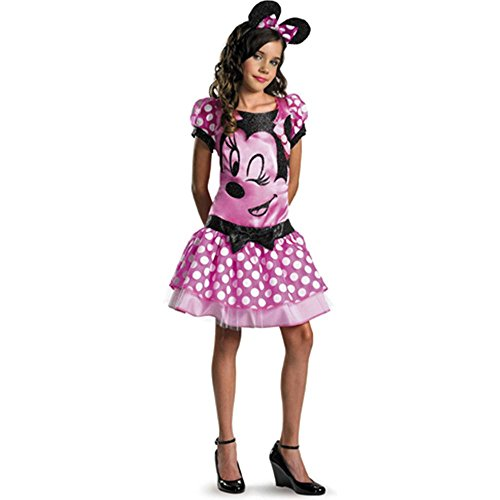 Disguise Pink Minnie Mouse Costume
