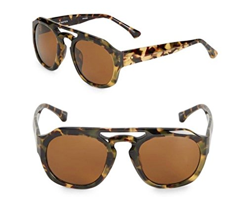 Dries Van Noten Tortoise Shell Pantos - Vans Sunglass