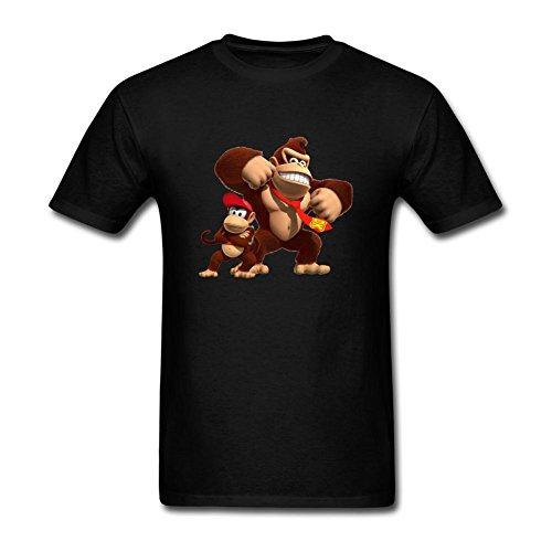 Kong Country Tropical Freeze T-shirt Black XXXL ()