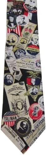 Democratic Presidential Campaign Silk Necktie