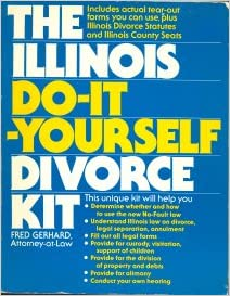 Amazon the illinois do it yourself divorce kit 9780809254033 the illinois do it yourself divorce kit solutioingenieria Image collections