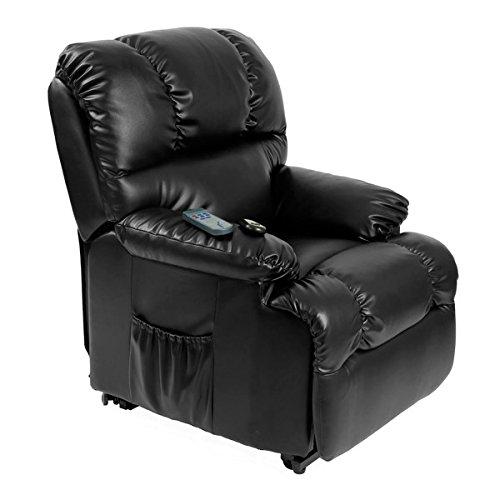 sillón levantapersonas negro muy bien valorado