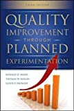 Quality Improvement Through Planned Experimentation 3/E (Mechanical Engineering)