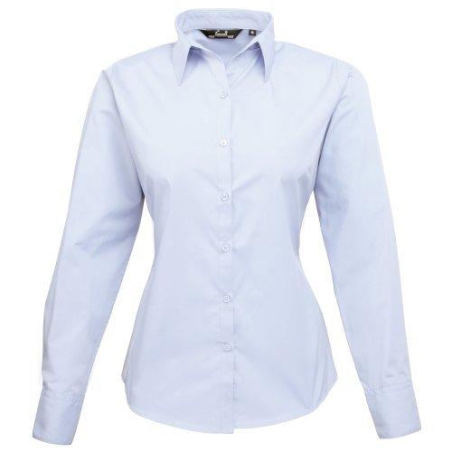 Maniche Donna Blue Light Lunghe Premier Camicia RpwqY7qg