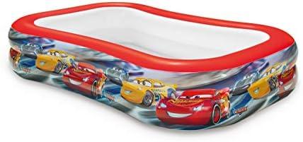 Intex 57478NP - Piscina hinchable licencia Cars 262 x 175 x 56 cm ...