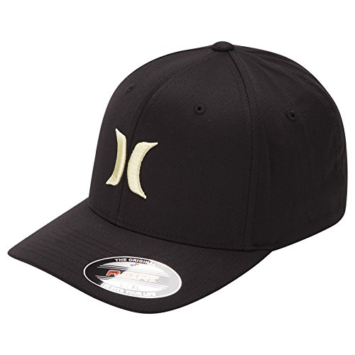 Hurley One and Only Cap Large/X Large Black Citron Tint