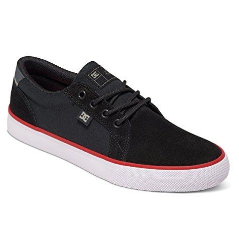 Young red Top Schuhe white Low S Dc Eur rat 5 Men 44 Black Hxdx7q
