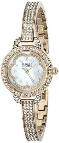 badgley-mischka-womens-ba-1342wmgb-swarovski-crystal-accented-bracelet-watch