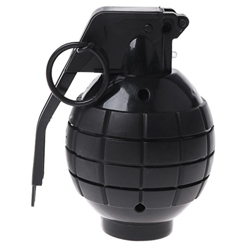 YHSUN Maker Sound And Light Simulation Hand Grenade Jokes Gags Pranks Tricky Toy Kids -