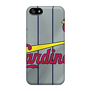 Durable Case Cover For SamSung Galaxy S6 PC Cover(st. Louis Cardinals)