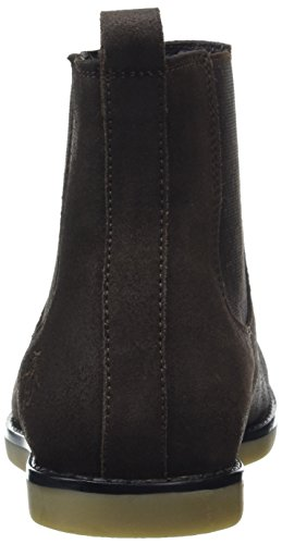 Original Penguins Herren London Combat Boots Braun