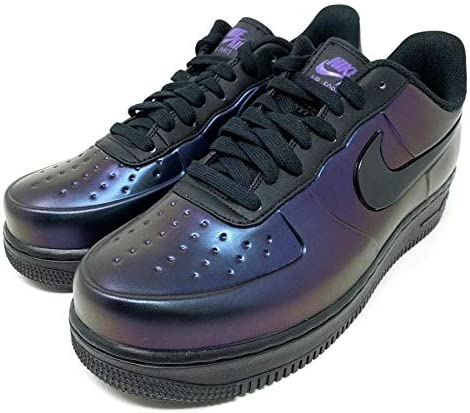 エア フォース 1 Air Force 1 Foamposite Pro Cup メンズ AJ3664-500 ローカット Purple Black