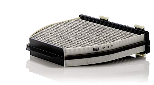 (Mann Filter (CUK 29 005) Carbon Activated Cabin Air Filter)