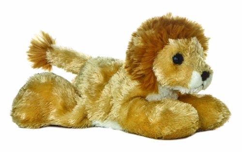 Aurora 8-inch Flopsie Lion