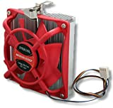 EVERCOOL EC-NK804A-925EP CPU Cooling Fan, Socket 754/939/940/AM2, Aluminum