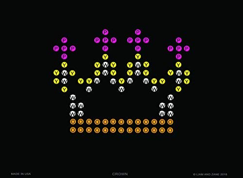 image about Printable Lite Brite Templates identify L Z - Refill Templates 100% Appropriate with Lite Brite
