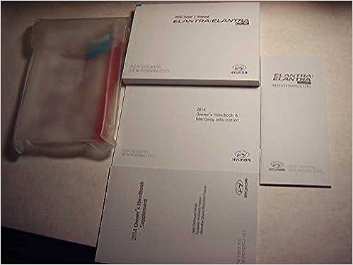 2014 hyundai elantra service manual