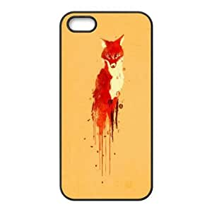 High quality Cute animal tiger protective case cover For Iphone 4 4S case coveri-uit-S4895