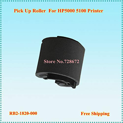 Printer Parts RB2-1820-000 RB2-1795-000 Tray 1 Pick UP Roller for HP 5000 5100 9500 Canon2200 2210 2220 2250 Printer Pickup Roller ()