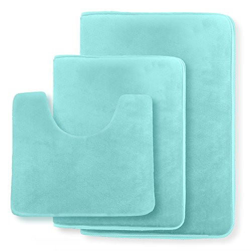 light blue bathroom rugs price comparison for light blue bath rug set 19208