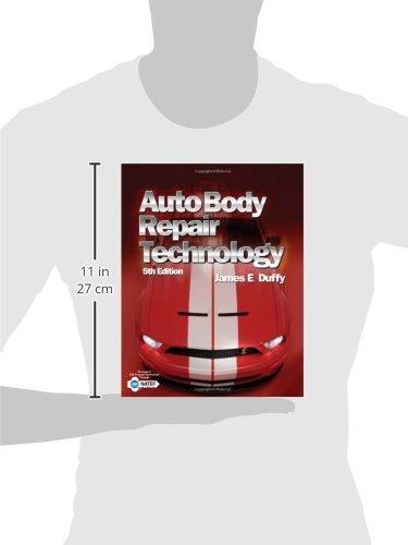 Auto Body Repair Technology: Amazon.es: James Duffy: Libros en idiomas extranjeros