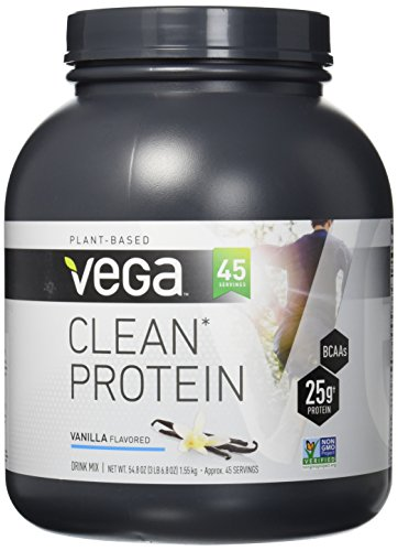 Vega Protein Powder Vanilla Servings product image