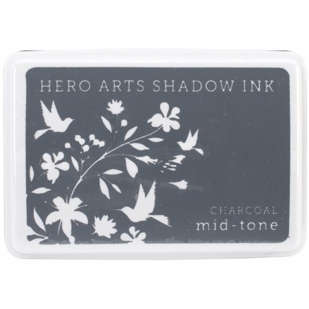Ink Pad Charcoal - 2