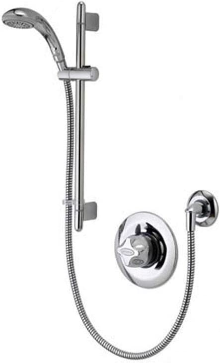 Gainsborough Ambassador Gravity Fed Exposed Concealed Thermostatic Mixer Shower