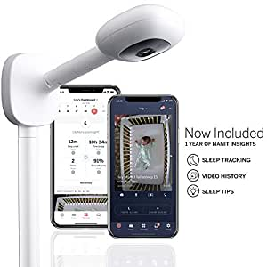 Amazon.com : Nanit Plus - Smart Baby Monitor and Wall