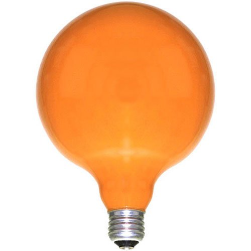 ジャンボセーフライト OC-Amber 25W Brightlab 暗室 電球 【並行輸入品】   B00009USYF