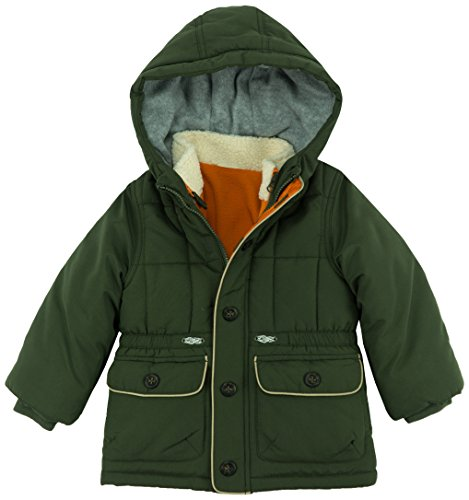 4in 1 Winter Coat - 5