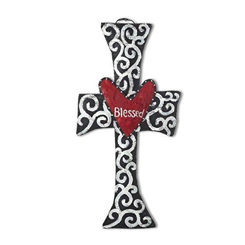 DEMDACO Blessed Cross Door Hanger