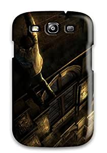 Hot OGuhoBx3233mpNNm Video Game Alone In The Dark Tpu Case Cover Compatible With Galaxy S3
