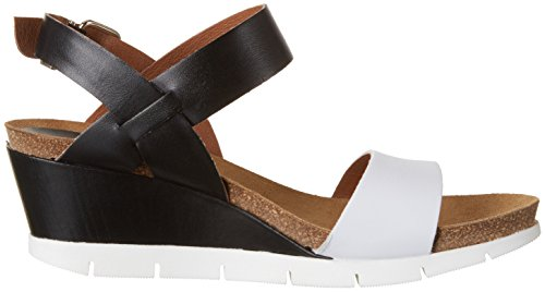 Lexi Blanc 00212 Arriere Bride Weiß Femme Shoes Marc Sandales 5qYOwzfax