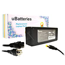 UBatteries AC Adapter Charger Acer Aspire One 752 - 19V, 65W