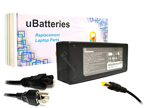 e 19V 65W AC Adapter Charger Replacement for Acer Liteon Delta Gateway PA-1650-02 PA-1650-22 PA-1650-69 PA-1650-80 PA-1900-32 PA-1300-04 PA-1650-86 PA-1700-02 PA-1900-24 Series ()