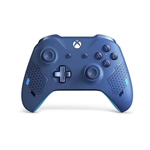 41Xu737fbwL - Xbox Wireless Controller - Sport Blue Special Edition