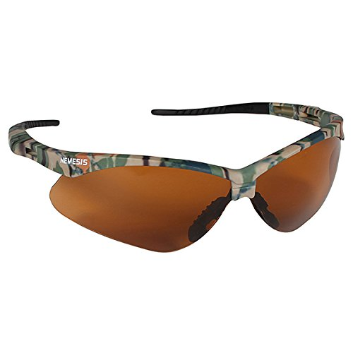 Jackson V30 Nemesis Eyewear, Camo Frame, Bronze Lens