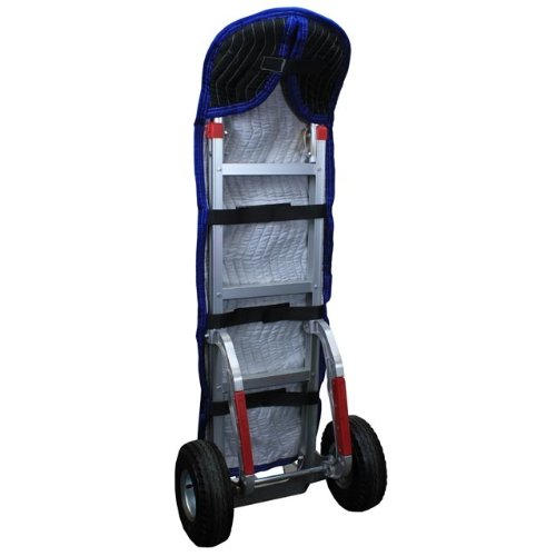 Hand truck cover with round top furniture pad mh depot for Furniture hand truck