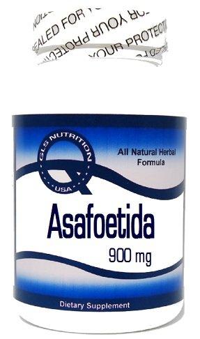 Asafoetida 900mg 180 Capsules ^GLS