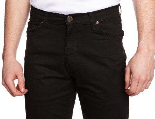 Comfort Brooklyn Homme Noir Jeans Lee Bq5dxCBw