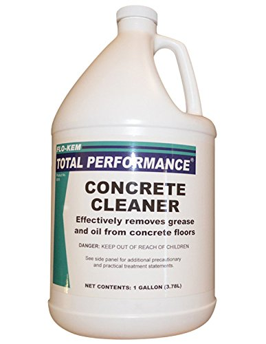 FloKem 0018 Heavy Duty Concrete Floor Cleaner 1 gal