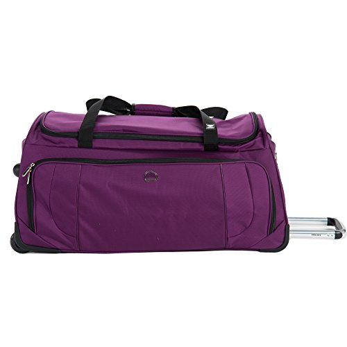 Delsey Luggage Helium Cruise 30 Inch Trolley Duffel, Purple, One Size