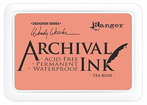 Thing need consider when find archival ink tea rose?