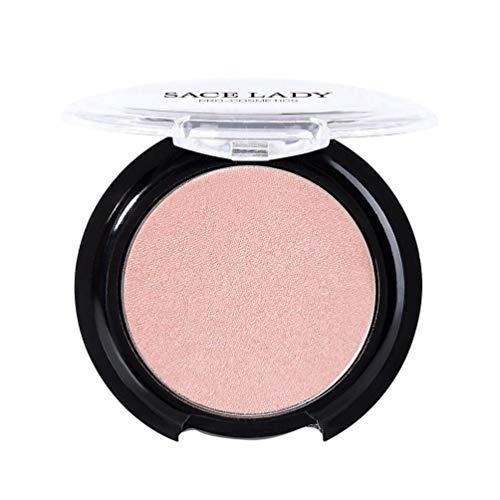 Koojawind Ultra Blush Palette Zucker und Gewürz -Blusher Glatte Makeup-Kontur-Gesichtspflege-Pudercreme Concealer-Palette Little Round Pot Rouge-ideales Geschenk